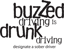 on halloween and every day buzzed driving is drunk driving