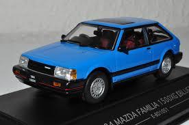 mazda familia mazda familia 1500xg type bd facelift 1984 model cars hobbydb