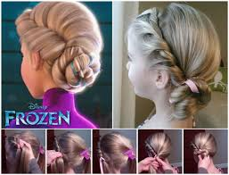 hairstyles do it yourself disney s stylists and frozen party