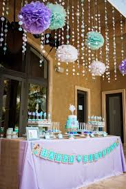 lil baby shower decorations best 25 mermaid baby showers ideas on mermaid