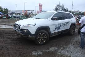 jeep philippine pims 2014 jeep philippines holds dynamic preview of 2015 cherokee