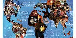world different types of traditional from around the