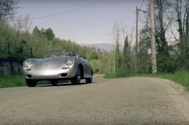 vintage porsche speedster petrolicious looks at an expertly restored porsche 356 speedster