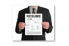 Posting Your Resume Online by What Does Your