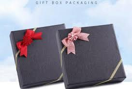 bows for gift boxes custom packing bows handmade printed ribbon bows perfume wine