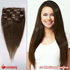 cheap human hair extensions brown clip in hair extensions cheap hair weave