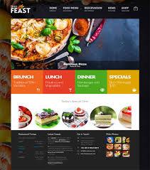 themes wordpress restaurant free 20 free premium restaurant responsive wordpress themes in 2017