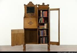 Secretary Desk Bookcase Desk Bookcase Combo Bookcase Ideas
