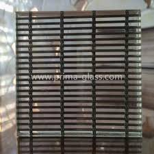 prima steel mesh laminated glass for building decoration buy