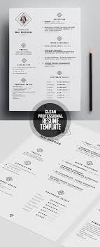 free modern resume templates 2012 best 25 free resume ideas on pinterest resume free cv template