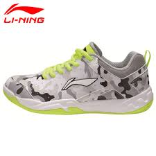 kid shoes li ning kid s badminton shoes breathable lining children sneaker