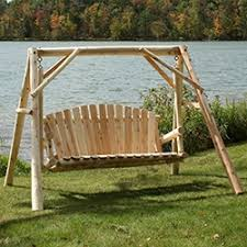 Log Outdoor Furniture by Outdoor Cedar Log Furniture