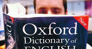 Oxford Dictionary Oxford Dictionary Has A New Last Word