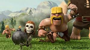 clash of clans wallpaper background wallpaper wizard the wallpaper