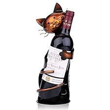 unique shaped wine bottles decorative tabby cat wine bottle holder