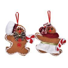 online shop the unicorn gingerbread man christmas hanging pendant