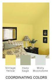 creamy buttermilk glidden paint colors that i like