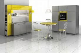 kitchen with yellow accents cheap best white kitchen cabinet