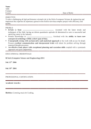 One Year Experience Resume Format For Net Developer Resume Format For 1 Year Experience Dot Net Developer Vista Thesis