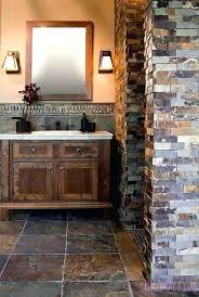 natural slate bathroom tiles black slate tile slate floor tile