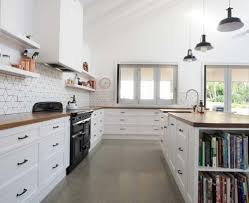 kitchen floor farmhouse kitchen design polished concrete kitchen