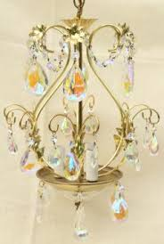Chandelier Swag Lamp Vintage Hanging Lamps And Chandeliers