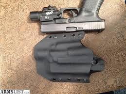 surefire light for glock 23 armslist for sale trade surefire x400 weapon light and laser