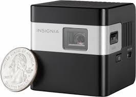 amazon black friday sale projector insignia dlp pico portable projector black ns pr116 best buy