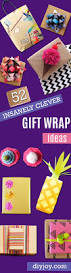 Ideas To Wrap A Gift - 52 insanely clever gift wrapping ideas you u0027ll love wrapping