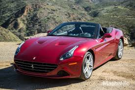 Ferrari California T Interior Ferrari U0027s California T Is A Car You Can Love Without Being Into