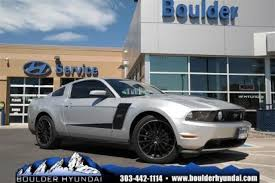 used ford mustang 2010 used ford mustang for sale in boulder co edmunds