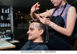 fem boys at the hair salon beauty parlour stock images royalty free images vectors