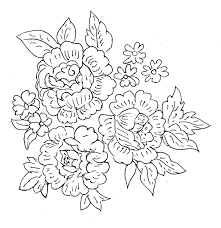handmade flower template crafthubs templates more jpg printable