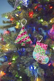 Quilted Christmas Tree Ornaments Free Christmas Tree U0026 Stocking Ornaments