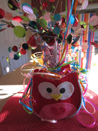 owl centerpieces the interesting owl decor room furniture ideas