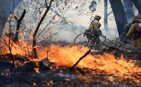 Wildfire Containment by Smoke Lifts Over Washington Wildfires Al Jazeera America
