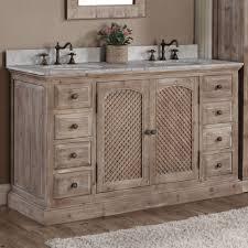 Bathroom Vanity Reclaimed Wood Bathroom Rustic Bathroom Vanity Log Vanity Reclaimed