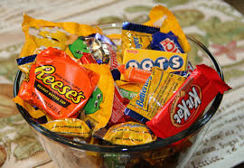 send your leftover halloween candy and more to our troops home