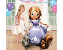 airwalker balloons delivered send sofia the balloon disney balloons delivery to