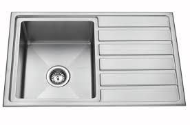 square kitchen sink kitchens sinks inset flushline cairns square sink 800mm