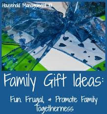 would a family gift idea be more you bet
