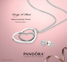 valentines day necklace 2015 pandora s day special offers bremer jewelry