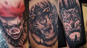 amanda fox tattoos