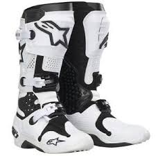 white motocross boots motocross boots ebay