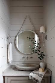Diy Powder Room Remodel - best 25 modern farmhouse powder room ideas on pinterest half