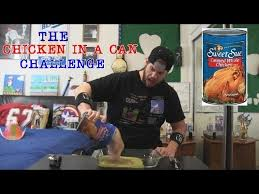Challenge La Beast Sweet Sue S Whole Chicken In A Can Challenge L A Beast S 200th
