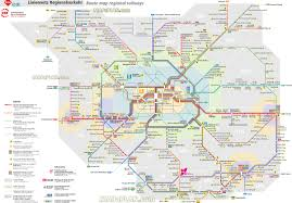 Portland Public Transportation Map by Berlin Maps Top Tourist Attractions Free Printable City