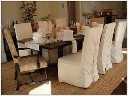 Formal Dining Room Chair Covers Custom Made Dining Room Chair Slipcovers Chairs Home