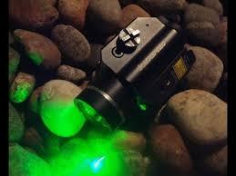 best laser light for glock 17 green laser light combo testing at night hours w glock remote