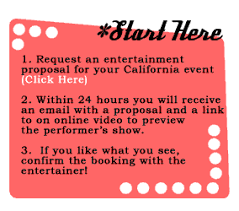 bay area entertainers san francisco corporate entertainment bay area entertainers